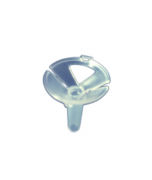 Small Round Twist-Lock Cups [ for 12-in. Sticks ]