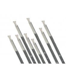 Small Bubble Snap Lock Sticks [ 12 in. x 5 mm. ]