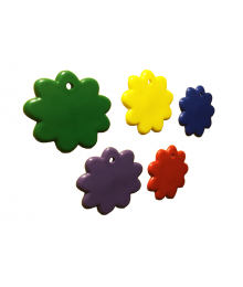 Flower Shape Primary Mix [ 8-Gram Weights ]