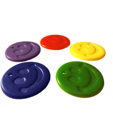 Happy Face Shape Primary Mix [ 15-Gram Weights ]