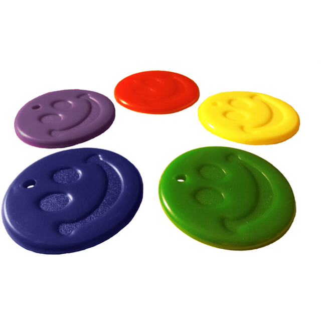 Happy Face Primary Mix [ 15-Gram Weights ] - Control Balloon Products