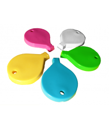 Balloon Shape Pastel Mix [ 100-Gram Weights ]
