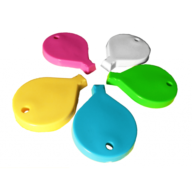 Balloon Shape Pastel Mix [ 100-Gram Weights ] - Control Balloon Products