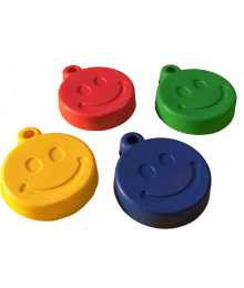 Happy Face Shape Primary Mix [ 65-Gram Weights ]