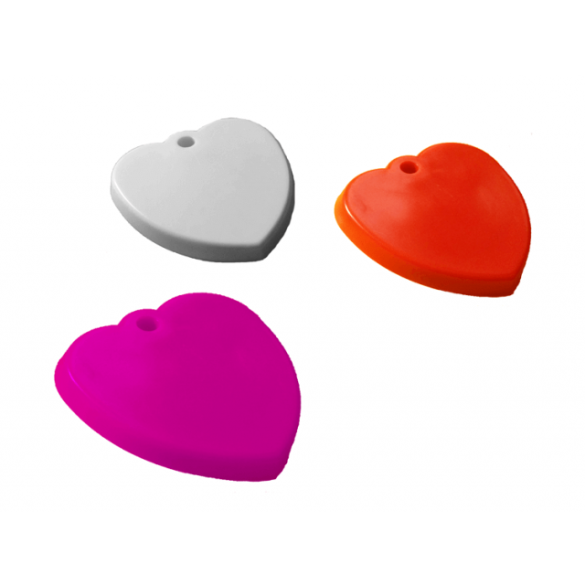 Heart Shape Multi-Color Mix [ 100-Gram Weights ] - Control Balloon Products