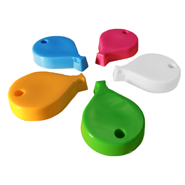 Balloon Shape Pastel Mix [ 65-Gram Weights ] - Control Balloon Products
