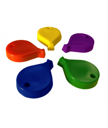 Balloon Shape Primary Mix [ 65-Gram Weights ]